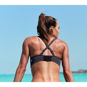 TYR Solid Lily Bikini Top Damen black